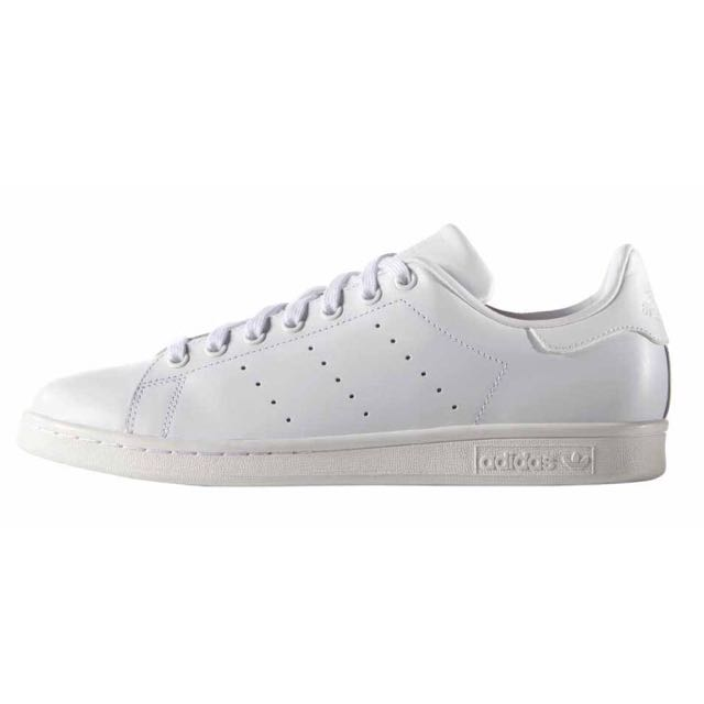 save off 6337c 06ebd Authentic Adidas Stan Smith Triple White