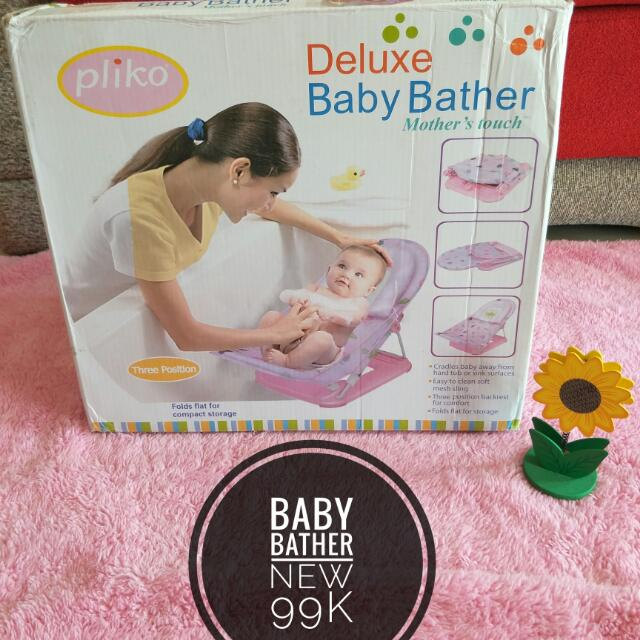 Baby Bather Pink New