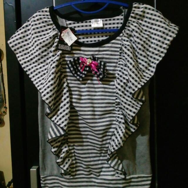 Baju Anak Merk Cassandra. New With Tag