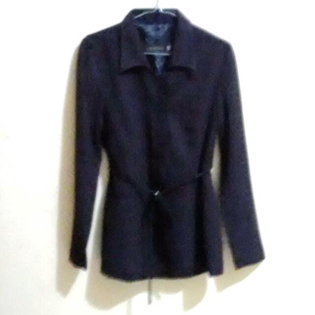 Baju Kerja Wanita Semi Blazer