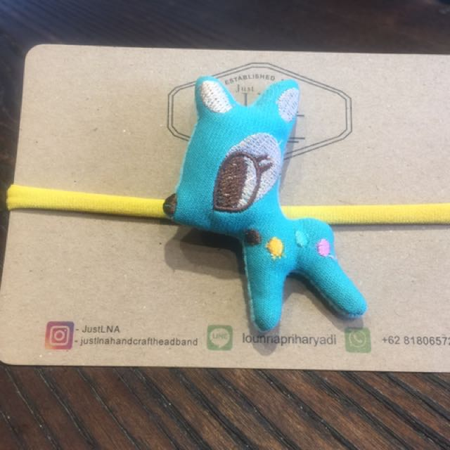 Bambi Colors (Baby Tosca)