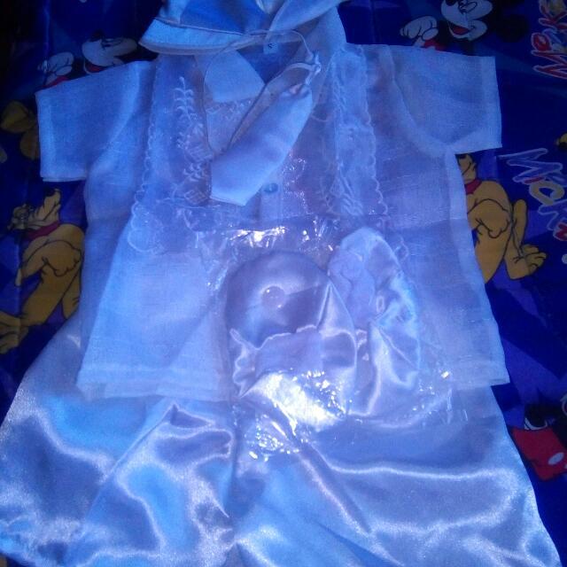 Baptismal Dress For Boys