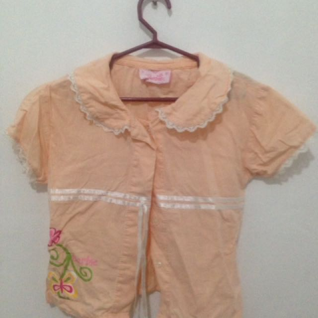 Barbie Chinese Style Blouse