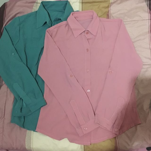 Basic Shirt - Green
