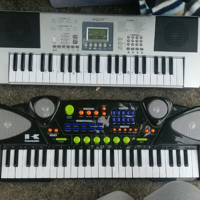 Battery Operated Keyboard