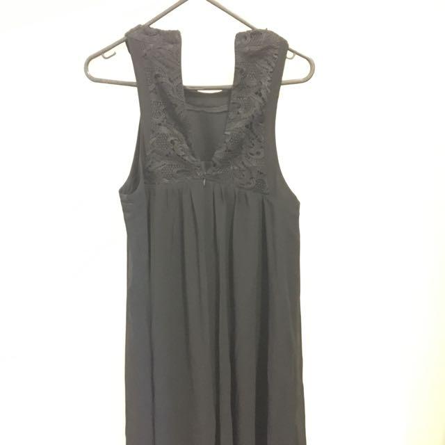 Black Ally Dress
