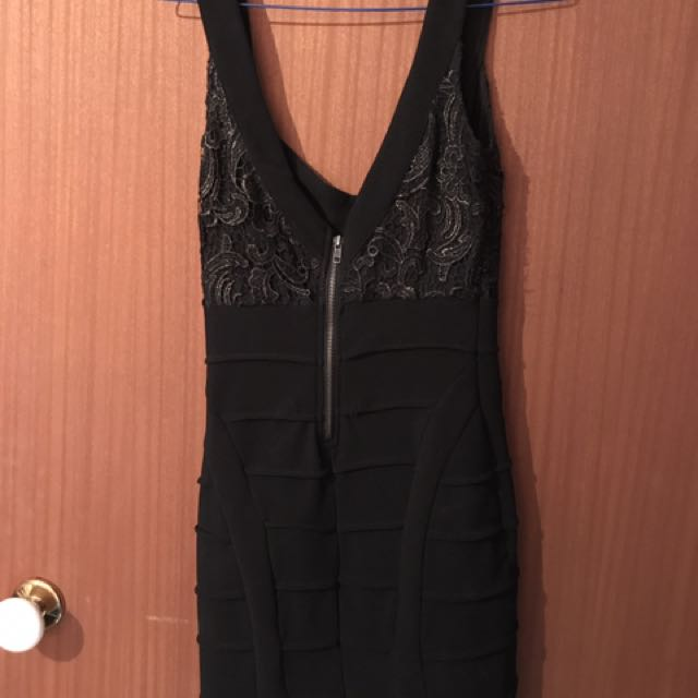 Black Dress From Blossom