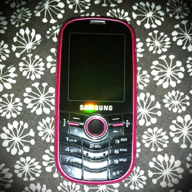 Blue And Pink! Samsung Model #SCH-U450 Cell Phone For Sale!