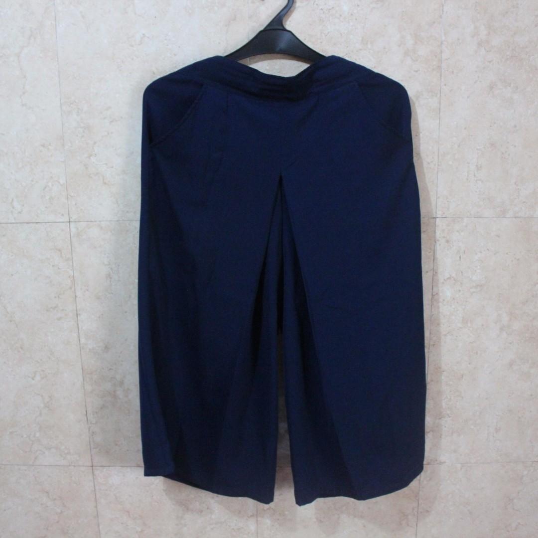 Blue Culotte