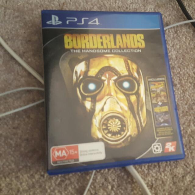 Borderlands Handsome Collection (Includes Borderlands 2 And Birderlands Pre Sequel