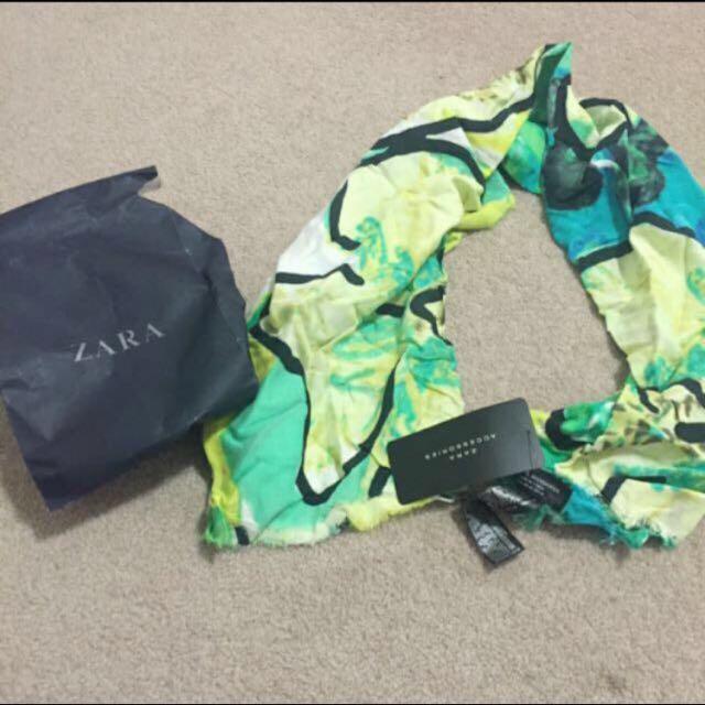 Brand New Zara Scarf