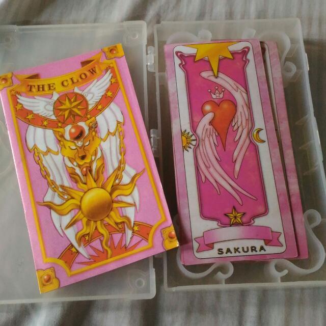 Cardcaptor Sakura (SAKURA CARDS)