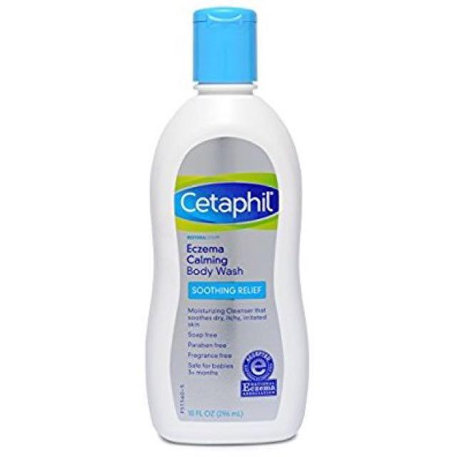 Cetaphil Eczema Calming Body Wash