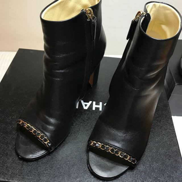 Chanel Short Boot