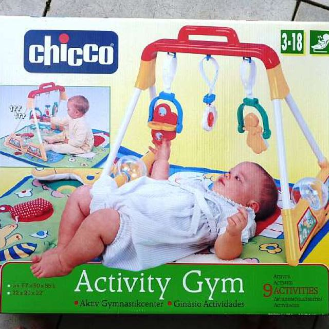REPRICED!!! Chicco Activity Gym