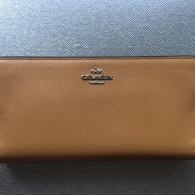 Coach Skinny Wallet (Brand New)