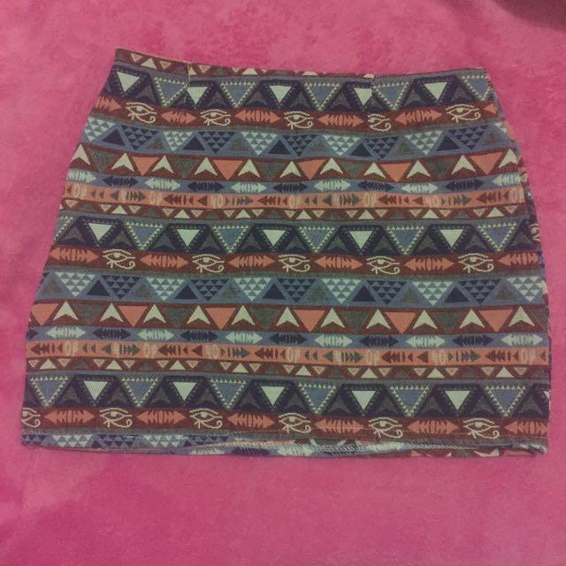 Coachella Inspired Skirt
