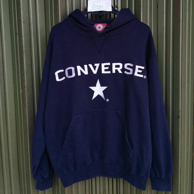 Converse Hoodie Pullover
