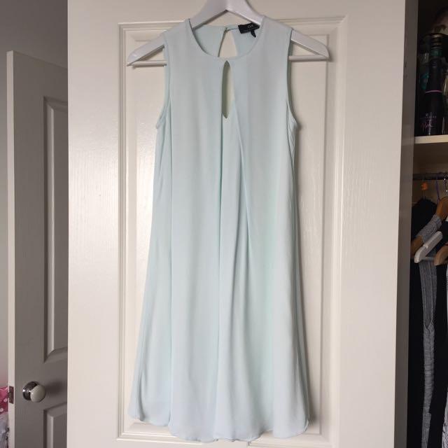 Cue Chiffon Dress