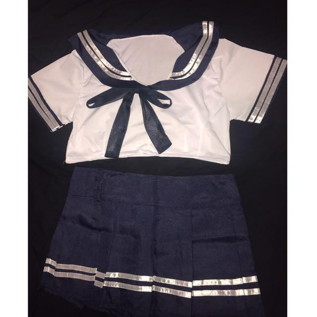 Cute School Girl Costumes