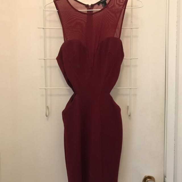 Cut-out Bodycon Dress