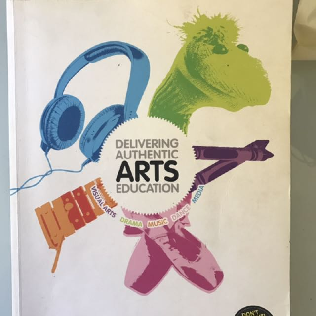 Delivering Authentic Arts Education