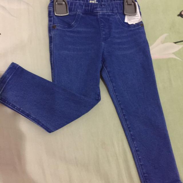 Denim Jeans Legging Mothercare uk 2-3y