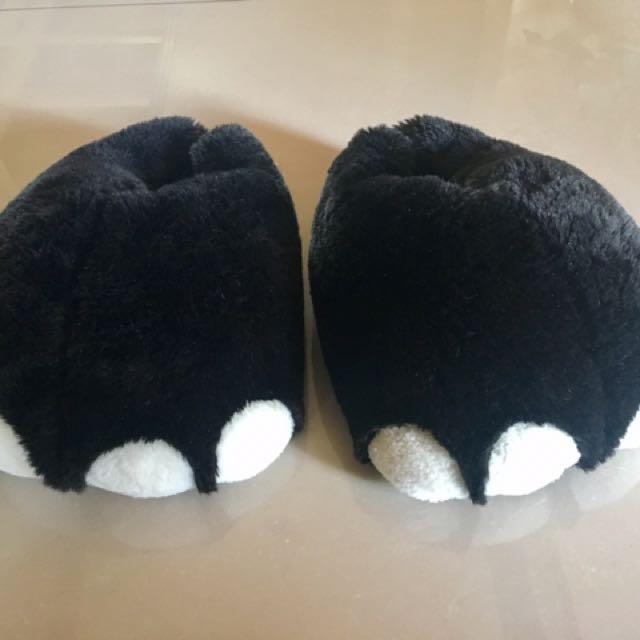 Dinosaur Bed Slippers