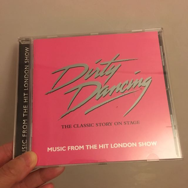 Dirty Dancing Soundtrack Music Media CDs DVDs Other On Carousell