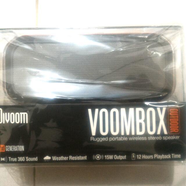 Divoom Voombox Outdoor 2nd Gen