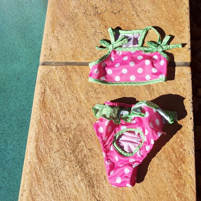 Dog Bond & CO Swimsuit- Small
