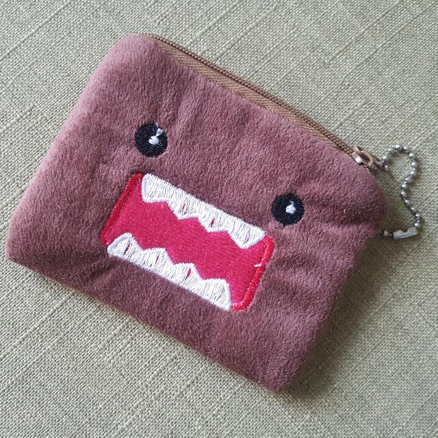 Domo-kun Coin Purse