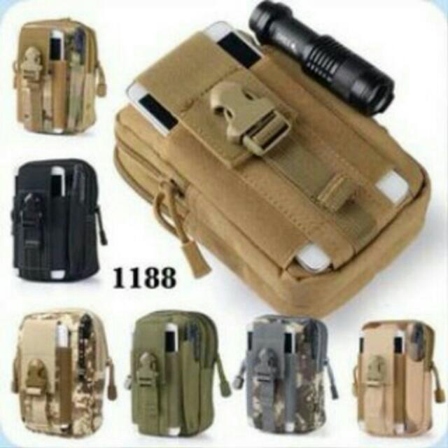 Dompet / Sarung / Tas HP Army