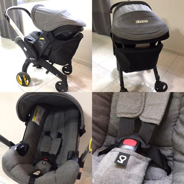 Doona Car Seat Stroller Babies Kids Strollers Bags Carriers