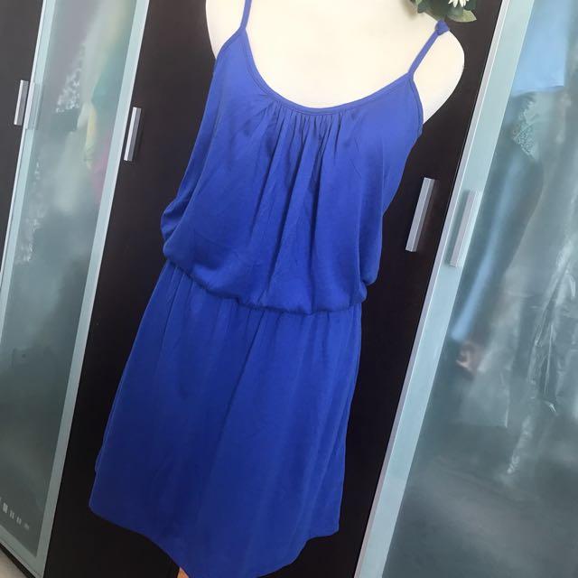 Dress Biru COTTON ON