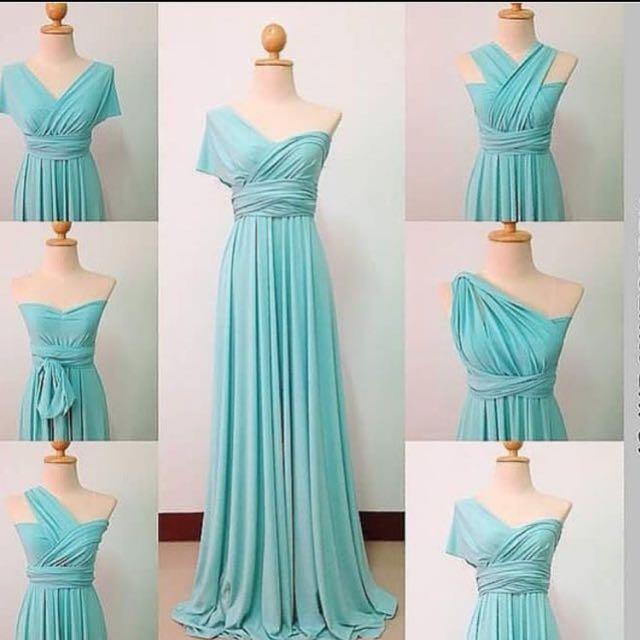 Dress bisa dibentuk apapun