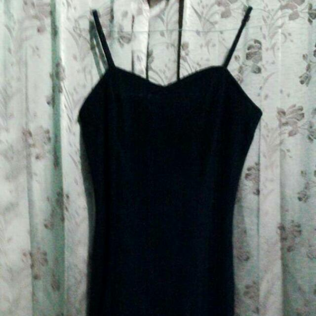 Dress Navy Size S Merk Cosco