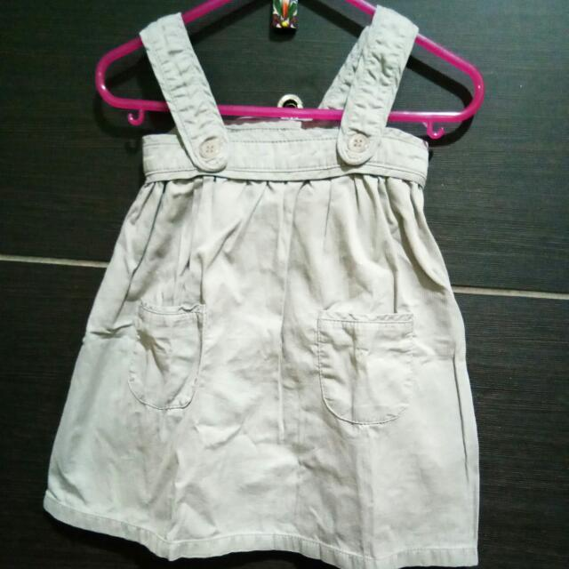 Dress Petit Bateau Size 12mo