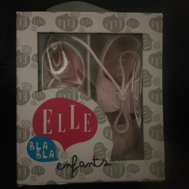Elle Shoes Pink Brand New