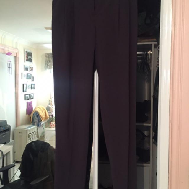 Esprit Work Pant Size 6