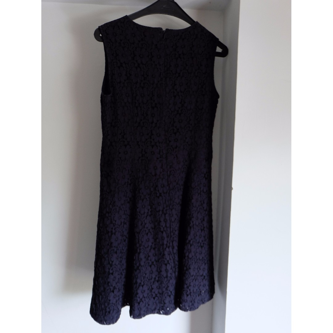 Et Cetera Dark Navy Dress