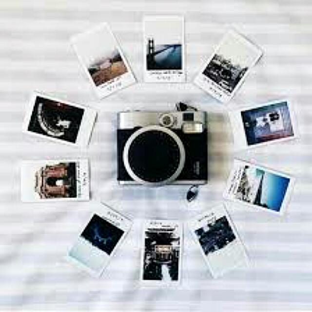 [ETC] Cetak Foto Ala Polaroid Murah