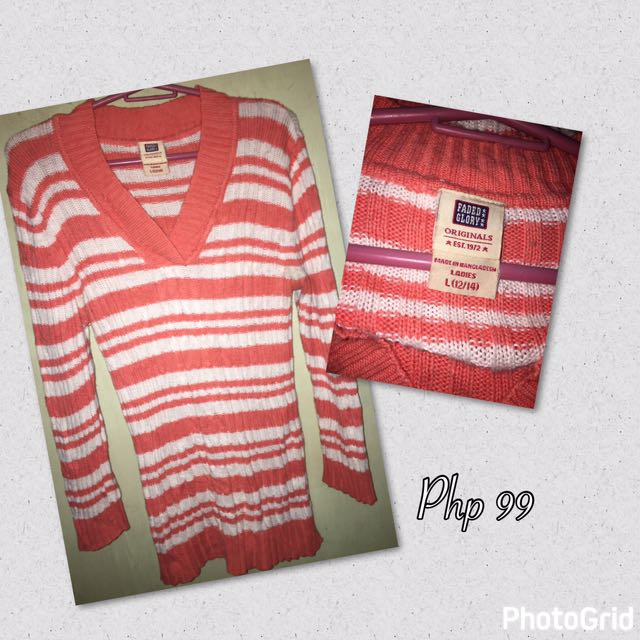 Faded Glory Knitted Sweater