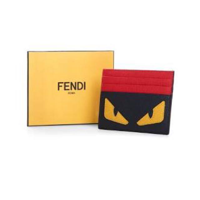 Fendi Card Holder