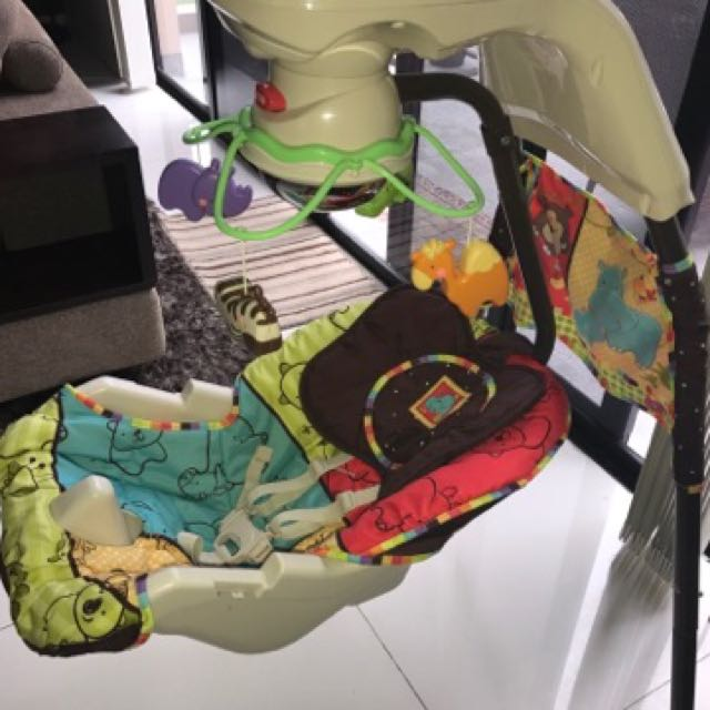 Fisher-price Baby Swing Seat