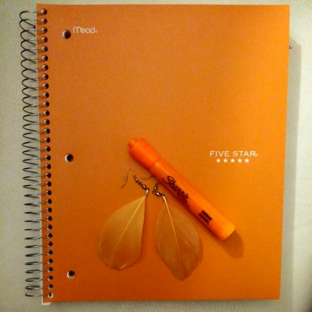 FIVE STAR NOTEBOOK WITH FREEBIES