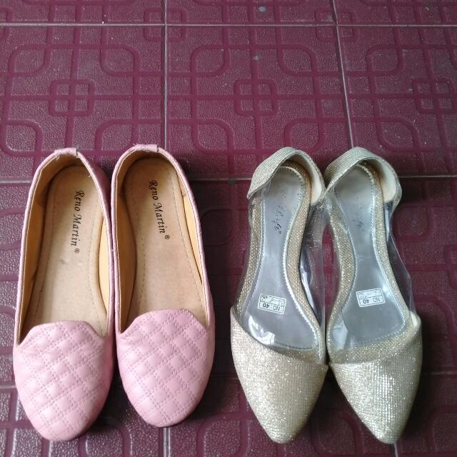Flat Shoes Size 40