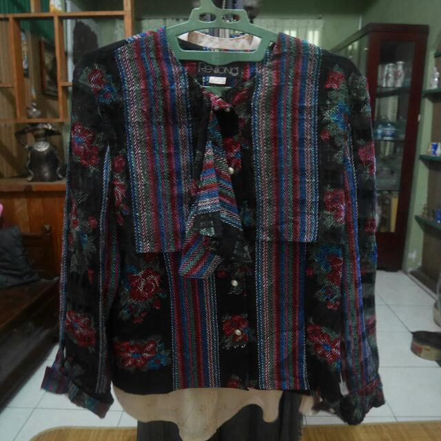 flower shirt [preloved]