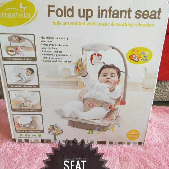 Fold Up Seat Infant Mastela