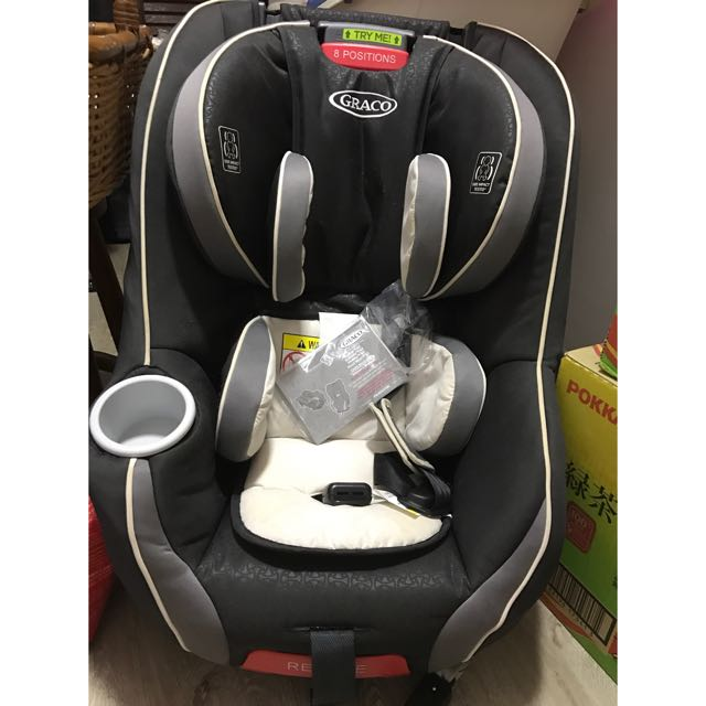 Graco Infant Baby Car Seat 8 Position Babies Kids Strollers Bags Carriers On Carousell
